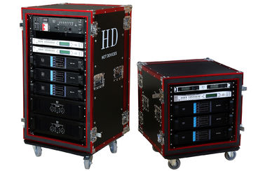 4x1300W Switching Power Amplifier FP10000Q With High Stability For Line Array Speakers